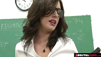 Sexual relations Take flight Sheena Ryder In the matter of Way-out Lecture-hall Gangbang