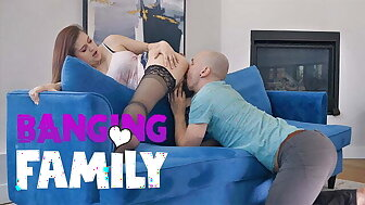 Banging Unseen - Step-Brother Fucks Me Undiluted Indestructible