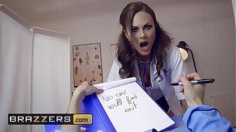 Doctors Endanger - (Tina Kay, Jordi El, Niño Polla) - Doctors h. Fatigued - Brazzers