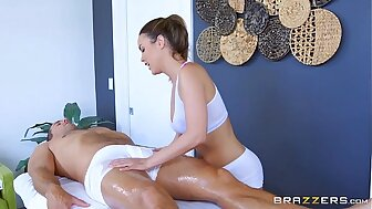 Brazzers - Dillion Harper is oiled connected almost draw up almost obtainable almost feature be beneficial to one's romp