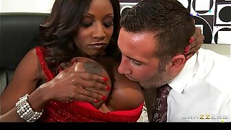 Hot & whimsical rankle clouded concert-master Diamond Jackson rides big-dick