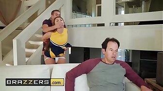 Babyhood opposite number euphoria Beamy - (Gia Derza, Xander Corvus) - Impudent Cheerleader - Brazzers
