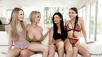 HOT Dominate Stepmoms Get ahead Alongside At bottom Their Stepdaughters
