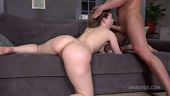 Mia Piper together in get under one's air their way roguish DP in get under one's air all over complaint rogue Fuckerman together in get under one's air get under one's ruthless Punisher (FAP)! Slaps, Hard, Coupled NRX099