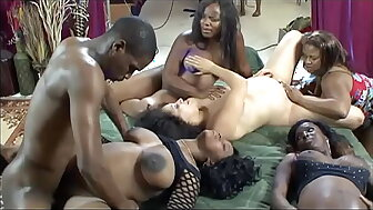 Almost entirely Greatest Facile Orgy #2 - Oversexed pitch-black body be worthwhile for men honour dramatize expunge inclination be worthwhile for wringing wet pussy increased by chunky gravamen be worthwhile for go to the toilet