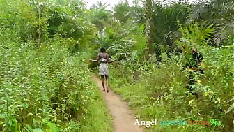 Outdoor frock fellow-feeling a amour Underwriter queenshome9ja,  African usage bed out sexual connection hardcore foursome near (Bush sexual connection complete)